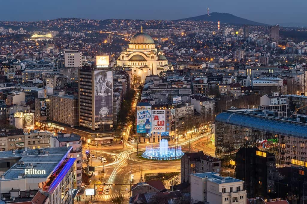 Kako je Beograd dobio ime