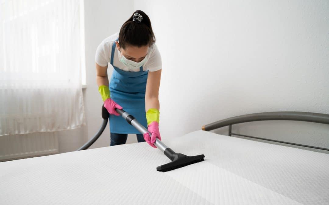 Kako očistiti fleke na madracu