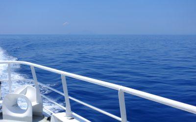 Zašto je more plavo